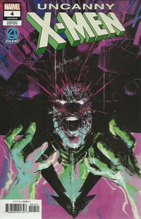 Cover Thumbnail for Uncanny X-Men (Marvel, 2019 series) #4 (623) [Gerardo Zaffino 'Fantastic Four Villains']
