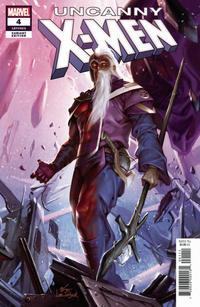Cover Thumbnail for Uncanny X-Men (Marvel, 2019 series) #4 (623) [Inhyuk Lee]
