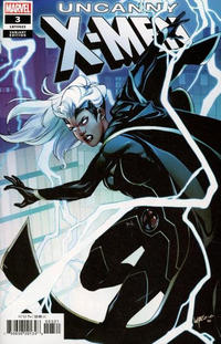 Cover Thumbnail for Uncanny X-Men (Marvel, 2019 series) #3 (622) [Emanuela Lupacchino]