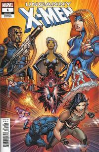 Cover Thumbnail for Uncanny X-Men (Marvel, 2019 series) #1 (620) [Scott Williams]