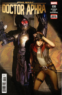 Cover Thumbnail for Doctor Aphra (Marvel, 2017 series) #30 [Ashley Witter]
