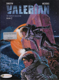 Cover Thumbnail for Valerian the Complete Collection (Cinebook, 2017 series) #2