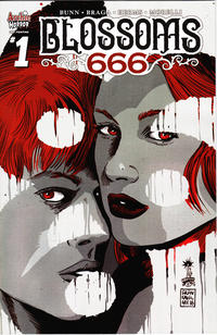 Cover Thumbnail for Blossoms: 666 (Archie, 2019 series) #1 [Francesco Francavilla 2nd Printing Variant]