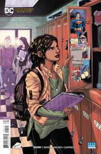 Cover Thumbnail for Naomi (DC, 2019 series) #1 [Emanuela Lupacchino Cover]