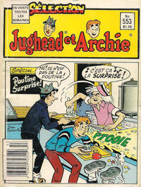 Cover Thumbnail for Sélection Jughead et Archie (Editions Héritage, 1980 ? series) #553