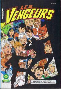 Cover Thumbnail for Les Vengeurs (Arédit-Artima, 1985 series) #2
