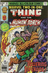 Cover for Marvel Two-in-One (Marvel, 1974 series) #59 [British]