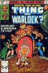 Cover for Marvel Two-in-One (Marvel, 1974 series) #63 [British]