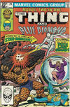 Cover Thumbnail for Marvel Two-in-One (1974 series) #79 [British]