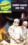 Cover for Unsere Welt Illustrierte (BSV - Williams, 1962 series) #25