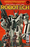 Cover for Robotech (Titan, 2017 series) #19 [Cover A]