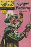 Cover for Classics Illustrated (Gilberton, 1947 series) #79 - Cyrano de Bergerac [Painted Cover with HRN 167]