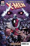 Cover for Uncanny X-Men (Marvel, 2019 series) #15 (634) [Patrick Zircher 'Asgardian']