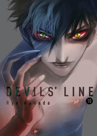 Cover Thumbnail for Devils' Line (Vertical, 2016 series) #10