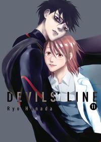 Cover Thumbnail for Devils' Line (Vertical, 2016 series) #11
