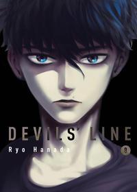 Cover Thumbnail for Devils' Line (Vertical, 2016 series) #8