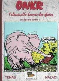 Cover Thumbnail for Onkr (Le Coffre à BD, 2008 series) #1 - L'abominable homme des glaces