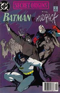 Cover Thumbnail for Secret Origins (DC, 1986 series) #44 [Newsstand]