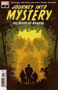 Cover Thumbnail for Journey into Mystery: The Birth of Krakoa (Marvel, 2018 series) #1