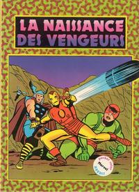Cover Thumbnail for Les Vengeurs Color (Arédit-Artima, 1982 series) #1