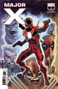 Cover Thumbnail for Major X (Marvel, 2019 series) #1