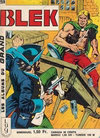 Cover Thumbnail for Blek (Editions Lug, 1963 series) #259