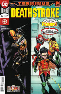 Cover Thumbnail for Deathstroke (DC, 2016 series) #42