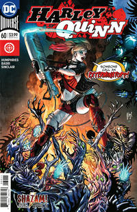 Cover Thumbnail for Harley Quinn (DC, 2016 series) #60