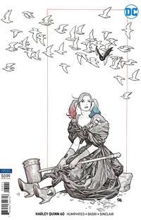 Cover Thumbnail for Harley Quinn (DC, 2016 series) #60 [Frank Cho]