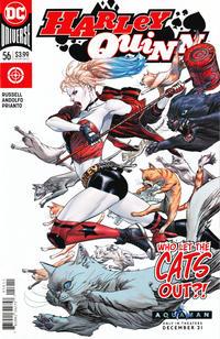 Cover Thumbnail for Harley Quinn (DC, 2016 series) #56