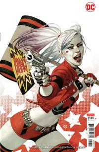Cover Thumbnail for Harley Quinn (DC, 2016 series) #57 [Julian Totino Tedesco]