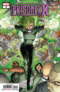 Cover Thumbnail for Age of X-Man: Prisoner X (Marvel, 2019 series) #2