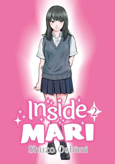 Cover for Inside Mari (Denpa, 2018 series) #2