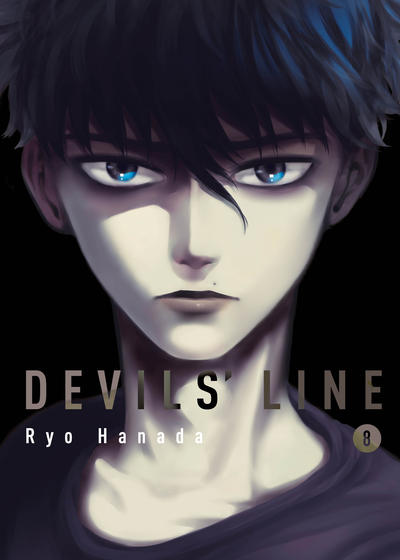 Cover for Devils' Line (Vertical, 2016 series) #8