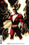 Cover for Shazam! (DC, 2019 series) #4 [Jim Lee Variant Cover]
