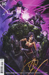 Cover for Justice League Dark (DC, 2018 series) #9 [Clayton Crain Variant Cover]