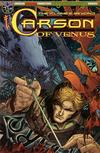 Cover Thumbnail for Edgar Rice Burroughs' Carson of Venus: The Flames Beyond (2019 series) #1 [Main Cover]