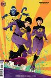 Cover for Wonder Twins (DC, 2019 series) #2 [Ramon Villalobos Cover]