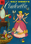 Cover for Four Color (Dell, 1942 series) #786 - Walt Disney's Cinderella [15¢]