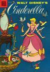 Cover Thumbnail for Four Color (1942 series) #786 - Walt Disney's Cinderella [15¢]