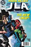Cover for JLA (DC, 1997 series) #16 [Newsstand]