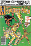 Cover Thumbnail for The Spectacular Spider-Man (1976 series) #62 [Newsstand]
