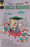 Cover Thumbnail for Uncle Scrooge (1963 series) #134 [Whitman]