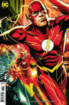 Cover for The Flash (DC, 2016 series) #67 [Ryan Sook Variant Cover]
