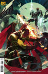 Cover Thumbnail for Justice League Odyssey (2018 series) #7 [Toni Infante Variant Cover]