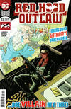 Cover for Red Hood: Outlaw (DC, 2018 series) #33
