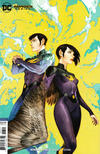 Cover for Wonder Twins (DC, 2019 series) #3 [Dan Mora Cover]