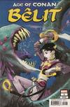Cover for Age of Conan: Bêlit (Marvel, 2019 series) #1 [Sara Pichelli Incentive Cover]