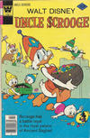 Cover Thumbnail for Uncle Scrooge (1963 series) #145 [Whitman]
