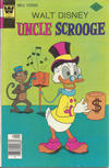 Cover for Uncle Scrooge (Western, 1963 series) #144 [Whitman]